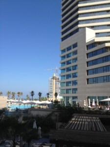 My photo from the Dan Hotel Tel Aviv/October 2013