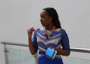 Personal stylist and fashion expert, Lethiwe Msibi