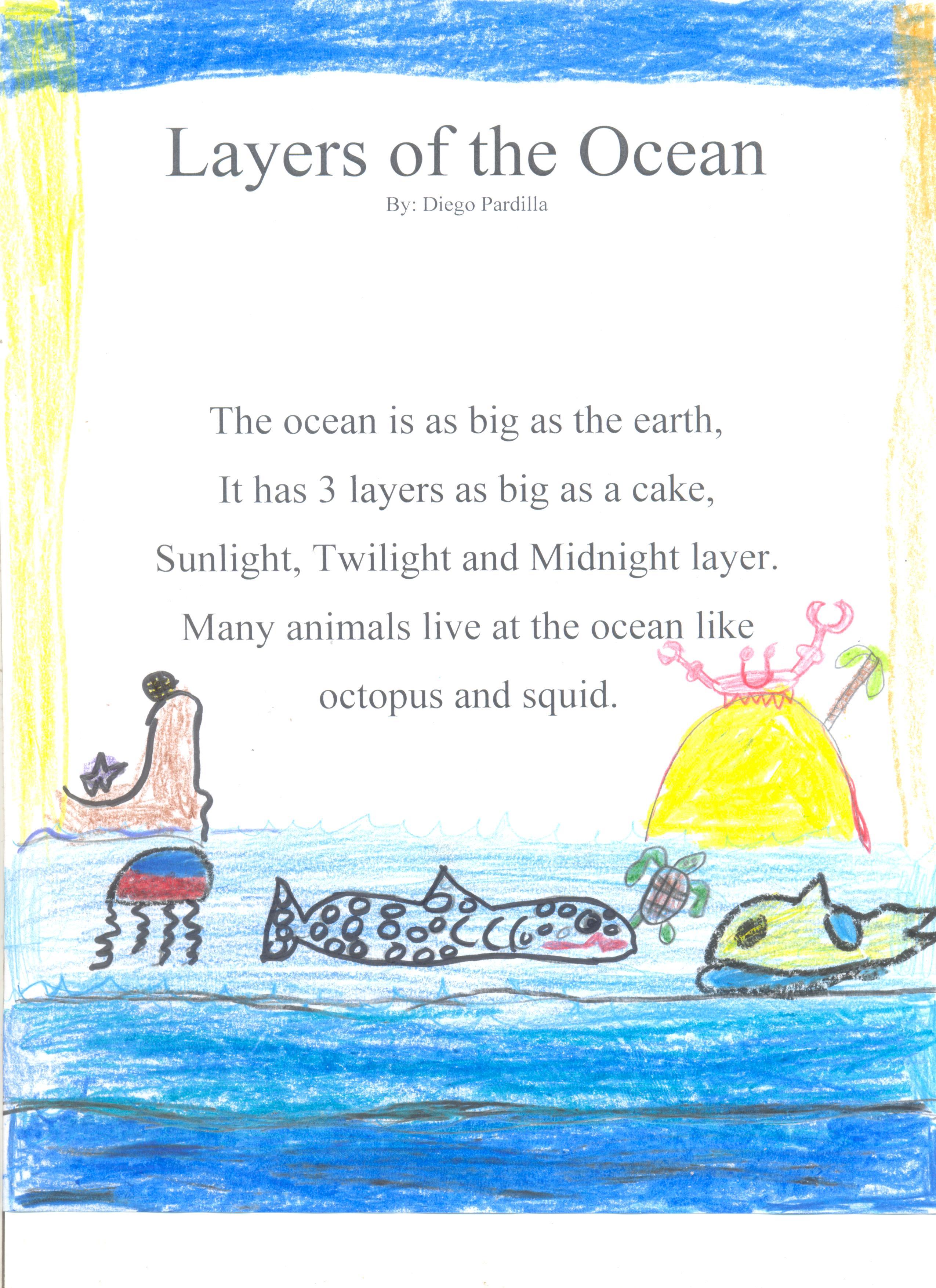 Second Grade S Poems
