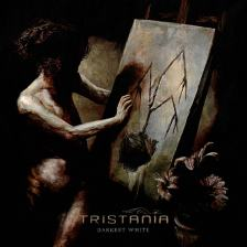 "Tristania, ""Darkest White."" Artwork by Eliran Kantor"