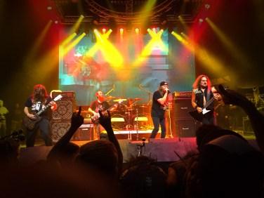 Warbeast Live, 11/12/16. Photo by J. Kevin Lynch