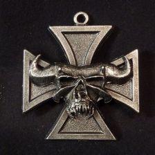 Danzig Iron Cross Necklace
