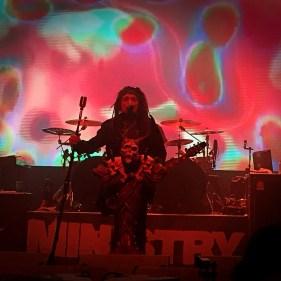 Al Jourgensen @ Gas Monkey Live, Dallas, TX. Photo by J. Kevin Lynch.