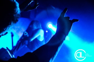 Cattle Decapitation. Photo by DeLisa McMurray.