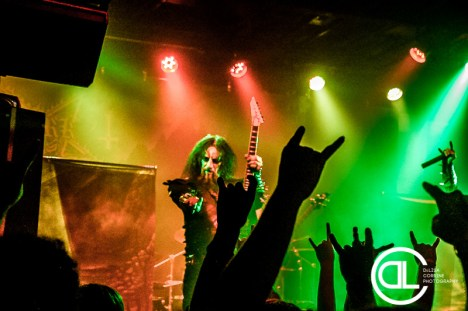 Dark Funeral. Photo by DeLisa McMurray.
