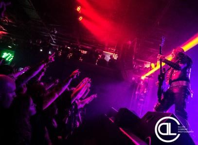 Dark Funeral. Photo by DeLisa McMurray.