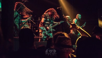 Soulfly. Photo by Brently Kirksey.