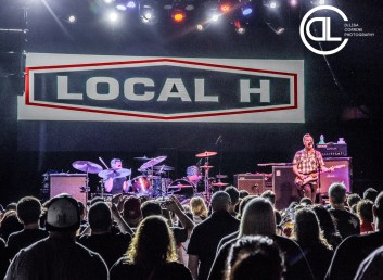 Local H. Photo by DeLisa McMurray.