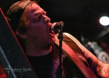 Wolvhammer @ Renos, Dallas, TX. Photo by Corey Smith.