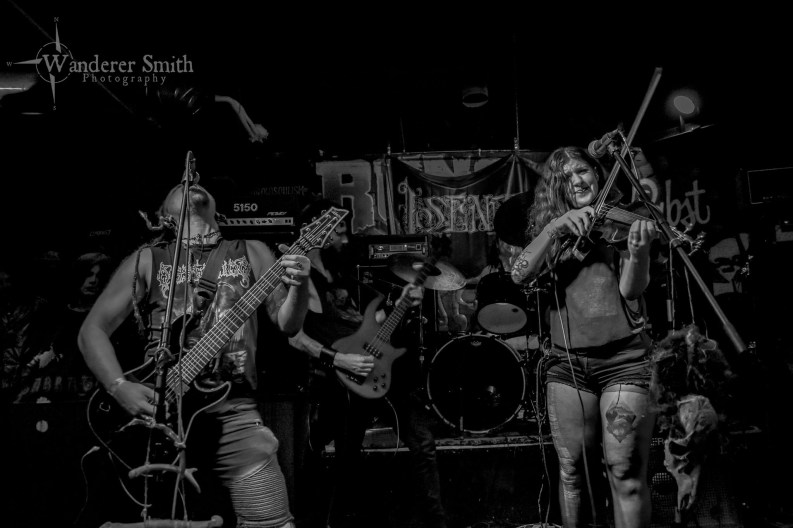 Isenordal @ Reno's, Dallas, TX. Photo by Corey Smith.