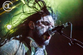 Fleshgod Apocalypse @ Gas Monkey Live, Dallas, TX. Photo by DeLisa McMurray.