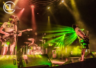 Quicksand @ Gas Monkey Live, Dallas, TX. Photo by DeLisa McMurray.