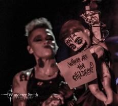 Otep @ Gas Monkey Bar n' Grill, Dallas, TX. Photo by Corey Smith.