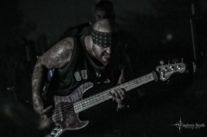 Suicidal Tendencies @ Gas Monkey Bar n' Grill, Dallas, TX. Photo by Corey Smith.