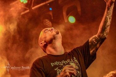 Philip H. Anselmo & The Illegals @ Trees, Dallas, TX. Photo by Corey Smith.