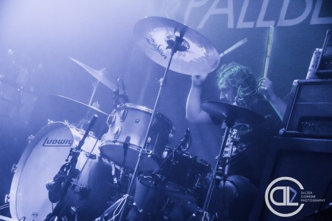 Pallbearer @ Trees, Dallas, TX. Photo by DeLisa McMurray.