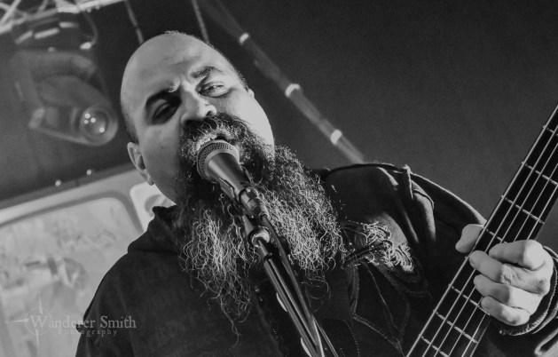 Ministry @ Gas Monkey Live, Dallas, TX. Photo by Corey Smith.