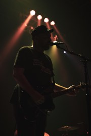 Swervedriver @ House of Blues, Dallas, TX. Photo by Lauren Frederick.