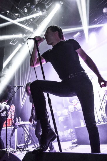 Deafheaven @ Canton Hall, Dallas, TX. Photo by Corey Smith.