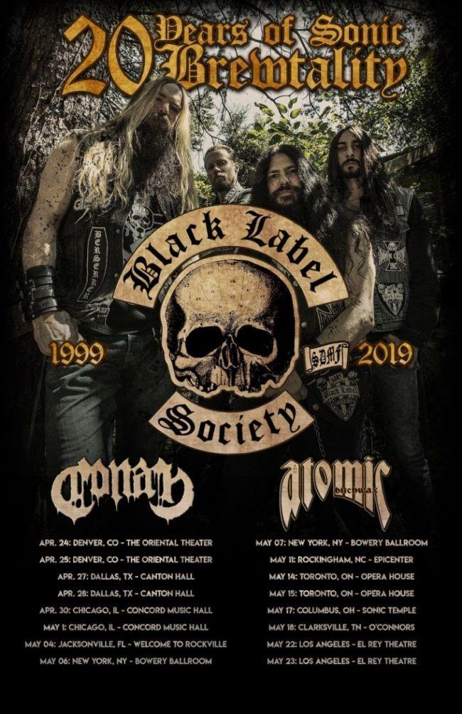 black Label Society Review