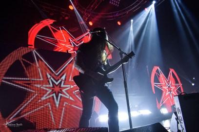 Devildriver @ Gas Monkey Live, Dallas, TX. Photo by Corey Smith.