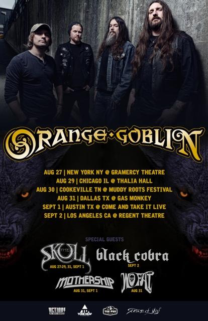 orange-goblin-tour