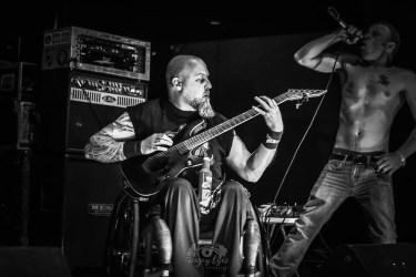 Brazos River Outlaws @ Haltom City Hellfest. Photo by Brently Kirksey.