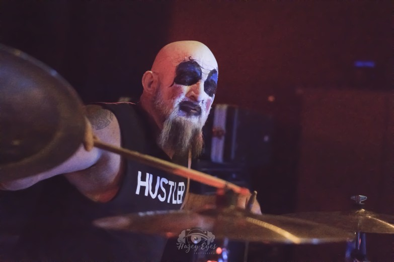 Horror Cult @ Haltom City Hellfest. Photo by Brently Kirksey.