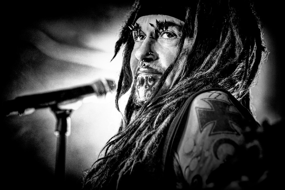 Melodic Virtue - Al Jourgensen 2019 Press Photo - Derick Smith