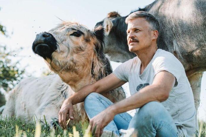 Moustache Farmer