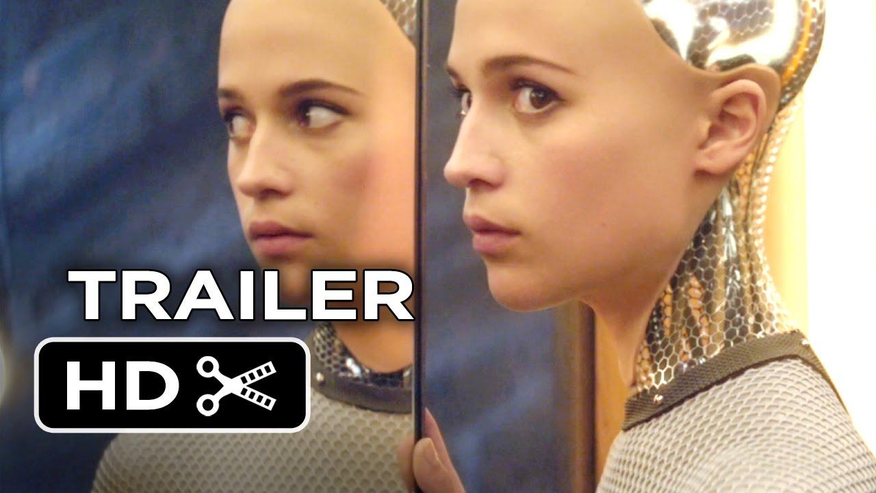 Ex Machina Trailer