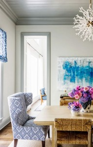 , Tour a Tastefully Colorful Florida Abode