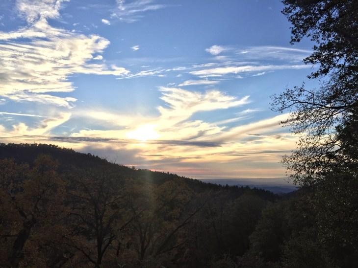 Palomar Mountain View