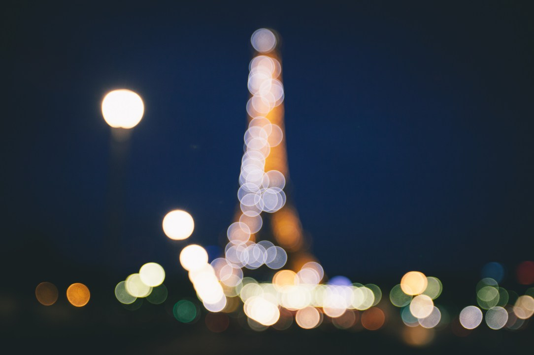 Eiffel Tower by Manik Rathee on flickr