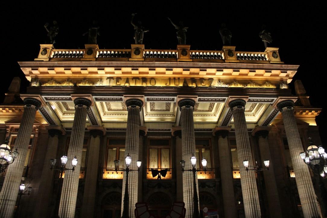 GTO Theater Juarez