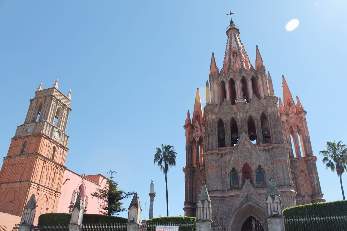 San Miguel de Allende in One Day