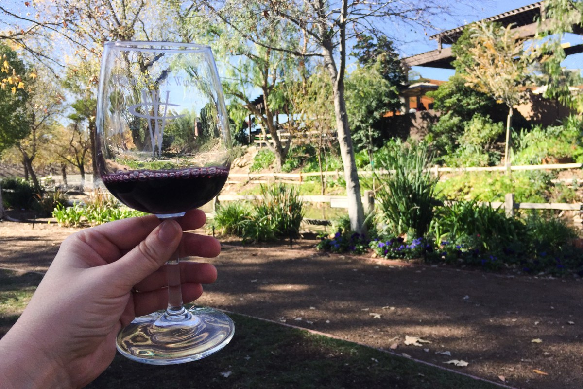 A Day in Temecula's Wine Country