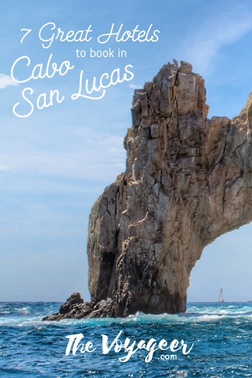 7 Hotels to Book in Cabo