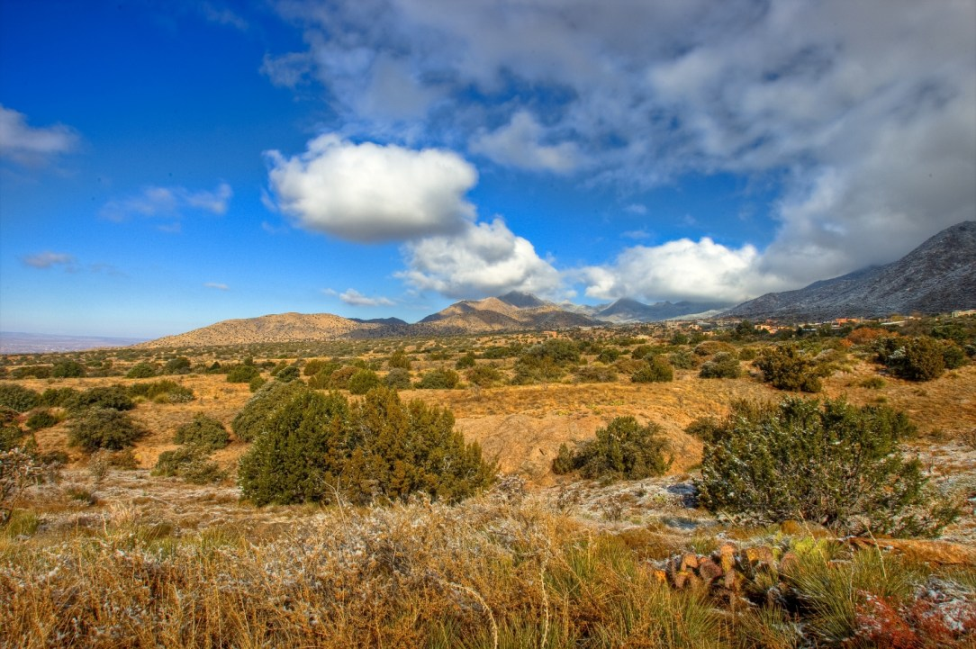Sandia Foothills by R0Ng on Flickr