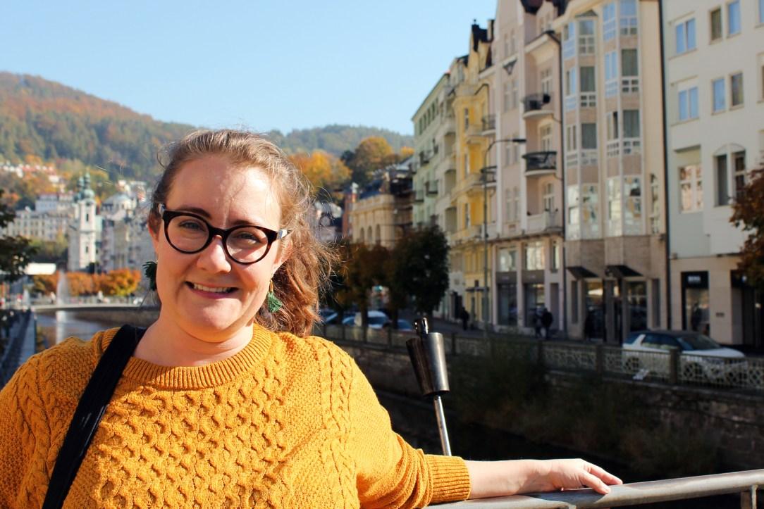 Me in Karlovy Vary