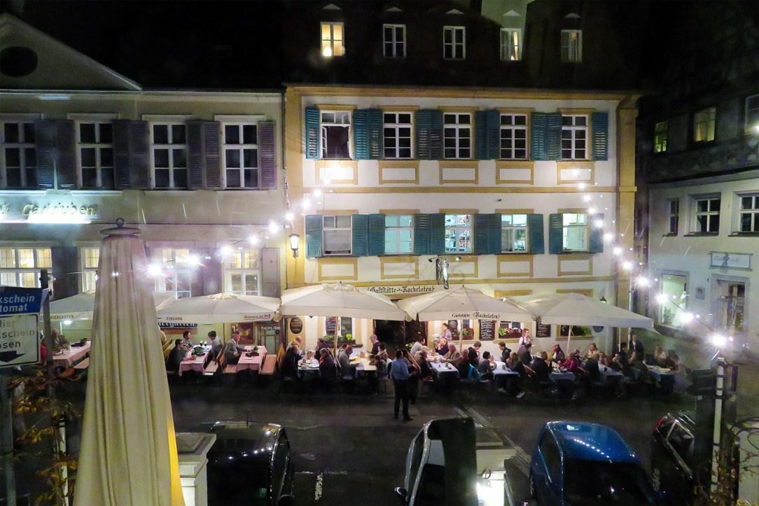 Night in Bamberg