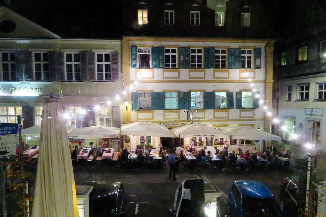 Night in Bamberg