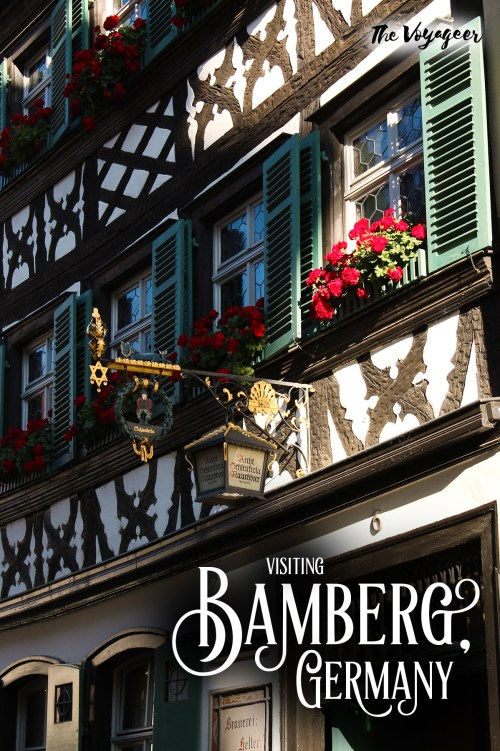 The Voyageer's guide to visiting Bamberg, Germany!