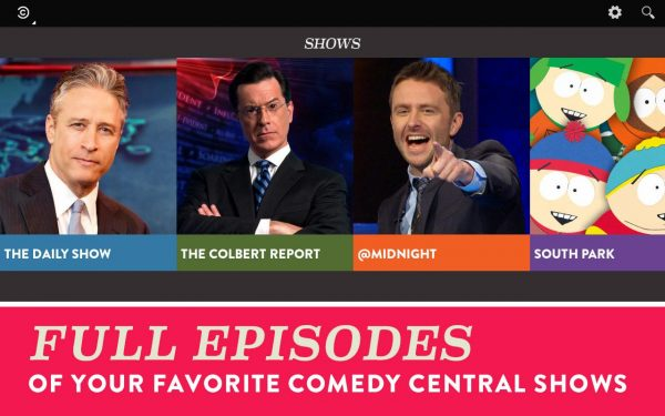 Unblock and Watch Comedy Central outside US using Smart DNS or VPN