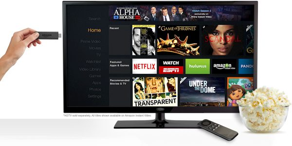Unblock and watch American channels on Amazon Fire TV Stick using Smart DNS Proxy or VPN