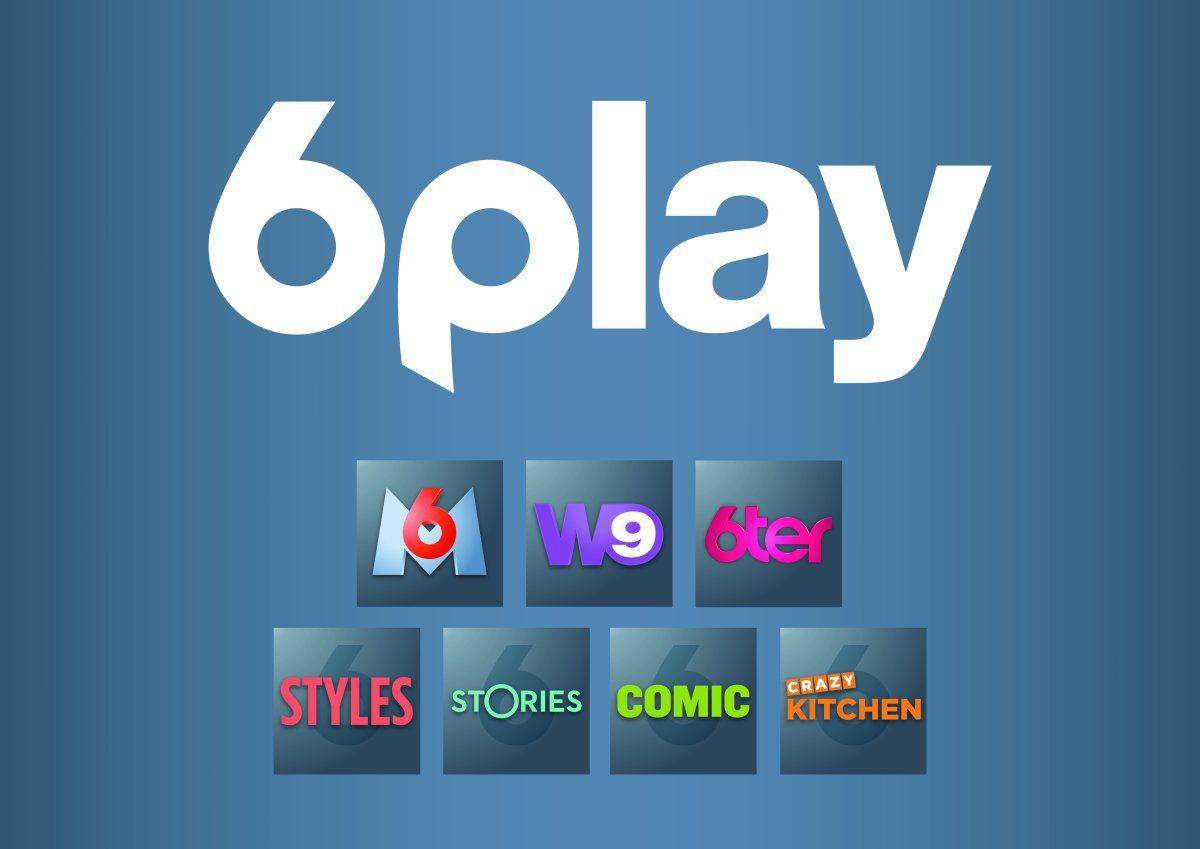 6play sur smart tv