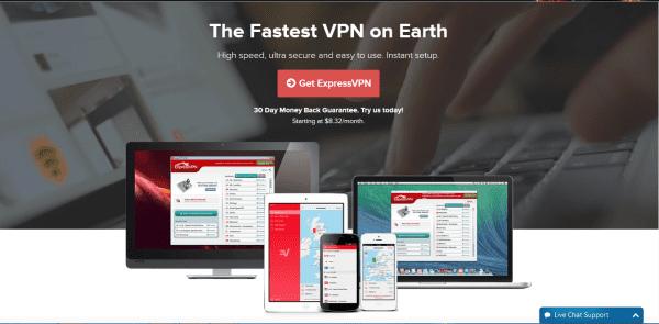 ExpressVPN Review - Compare VPN Service Providers