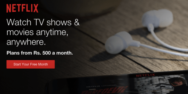 How to watch American Netflix in India - Change Netflix Region - The