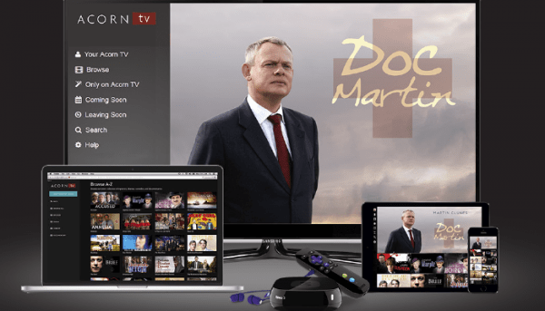How to Unblock and Watch Acorn TV outside USA via VPN or Smart DNS proxy