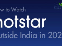 How to Watch Hotstar outside India